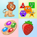 ABC Animal  Educational Games icon