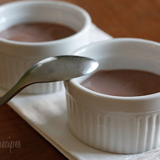 Chocolate Ricotta Mousse.