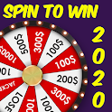 Spin and Win Real Cash : Earn Money Online icon