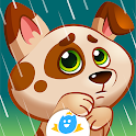 Duddu - My Virtual Pet Dog Game with Cute Puppies icon
