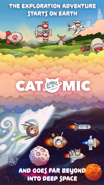 Catomic v1.2.8 (Mod Money/Unlocked)