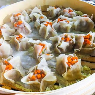 Pork & Shrimp Siu Mai Dumplings