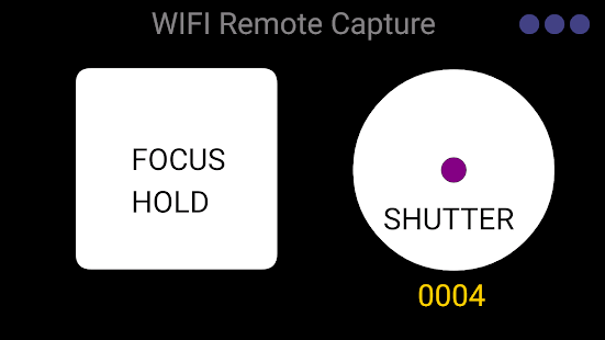 WiFi Remote Capture- screenshot thumbnail