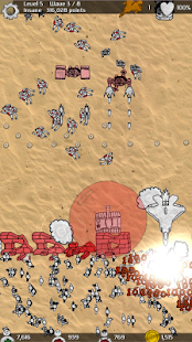 Paperwar: Save the Refugees screenshot