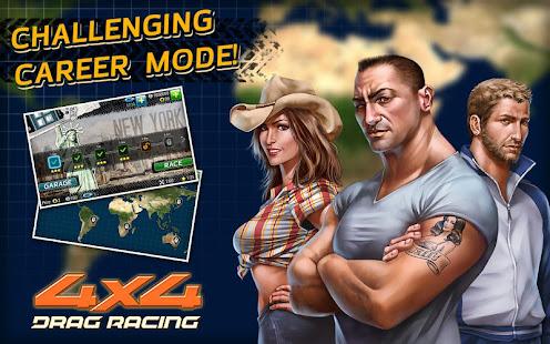 Game Drag Racing 4x4 APK for Windows Phone