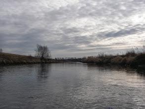 Photo: widać już most nad Wisłą