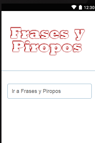 frases y piropos