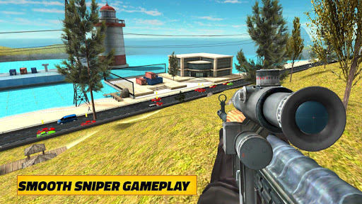 Highway Sniper Shooter 2.6 screenshots 1