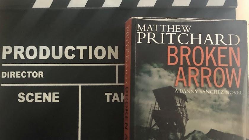 El libro del periodista Matthew Pritchard que se llevará al cine en una serie rodada en Almería.