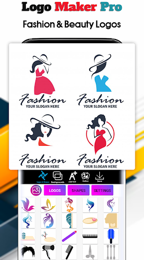 Logo Maker 2020- Logo Creator, Logo Design 1.1.0 Apk for Android 6