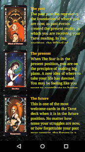 Tarot of the vampires lite - náhled
