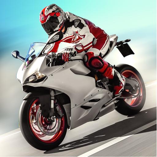 Traffic Bike Highway Rush Racing: Real Moto Fever
