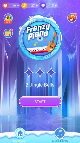 Download Frenzy Piano — Free music and high-level reward APK