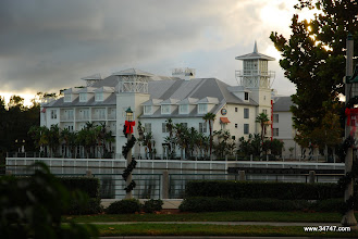 Photo: Hotel, Town Center, Celebration, FL