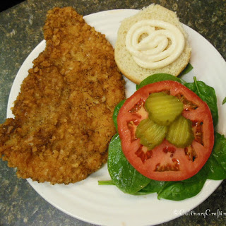 Homemade Breaded Tenderloins