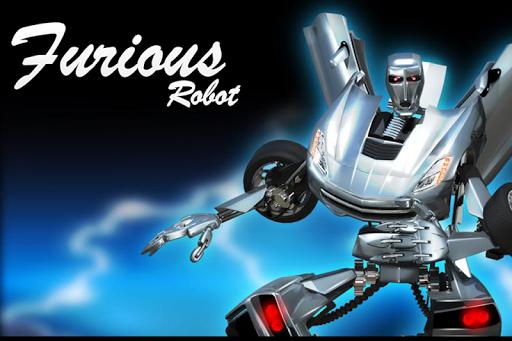 Furious Robot