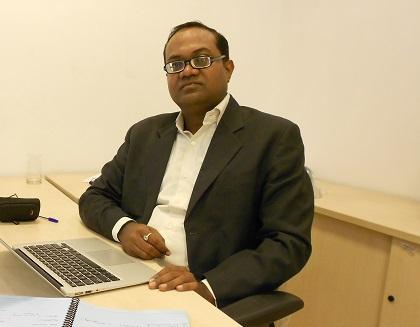 Vishal Barapatre, CTO of In2IT Technologies.