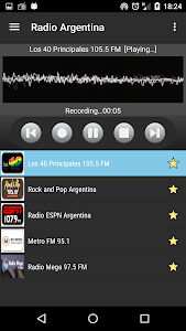 RADIO ARGENTINA screenshot 4