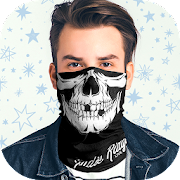 Ghost Mask Photo Editor