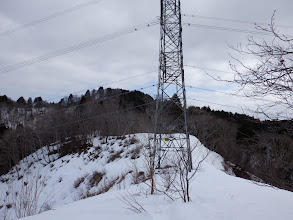 鉄塔付近は展望台