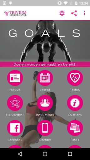 Trivium Sport Dance
