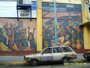 Photo: Buenos Aires, Künstleviertel Boca   Foto Göbel
