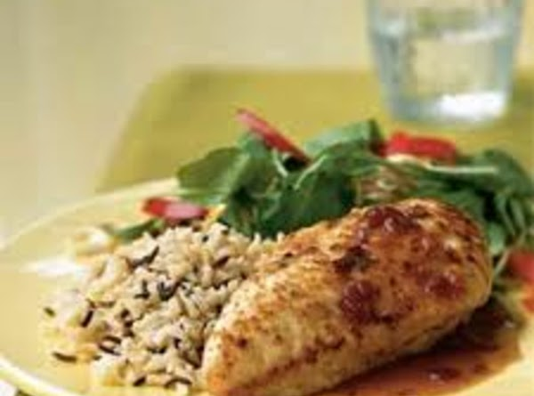 Wild Rice And Herbed Chicken Recipe