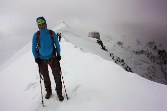 Photo: Gouter 3835m. Sheraton w Alpach.