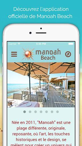 Manoah Beach
