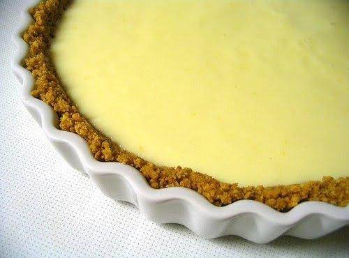 Lemon Cream Pie Recipe