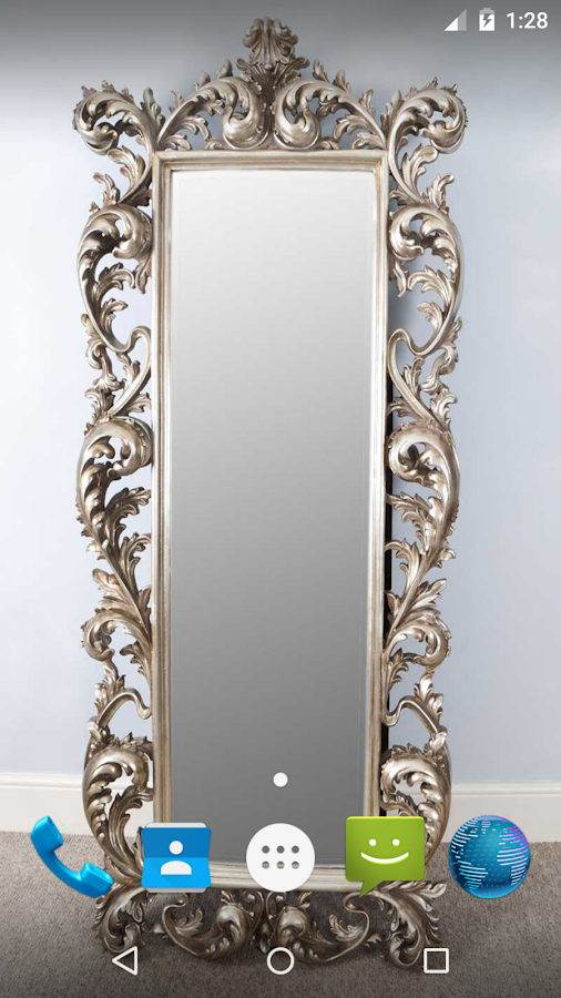 Mirror live wallpaper hd free android apps on google play for Mirror mirror hd