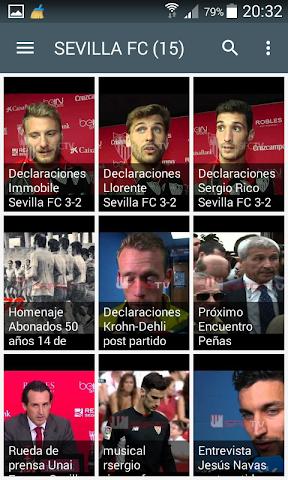 android Live Football Scores Laliga Screenshot 5