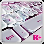 Keyboard Plus Diamonds