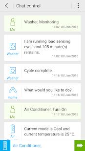 Samsung Smart Home Screenshot 4