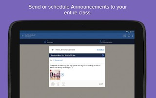 Screenshot of Remind