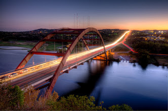 Photo: 360 Bridge at Sunset