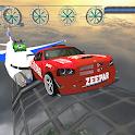 Us Extreme GT Mega Ramps Crazy Car Stunts Racing icon