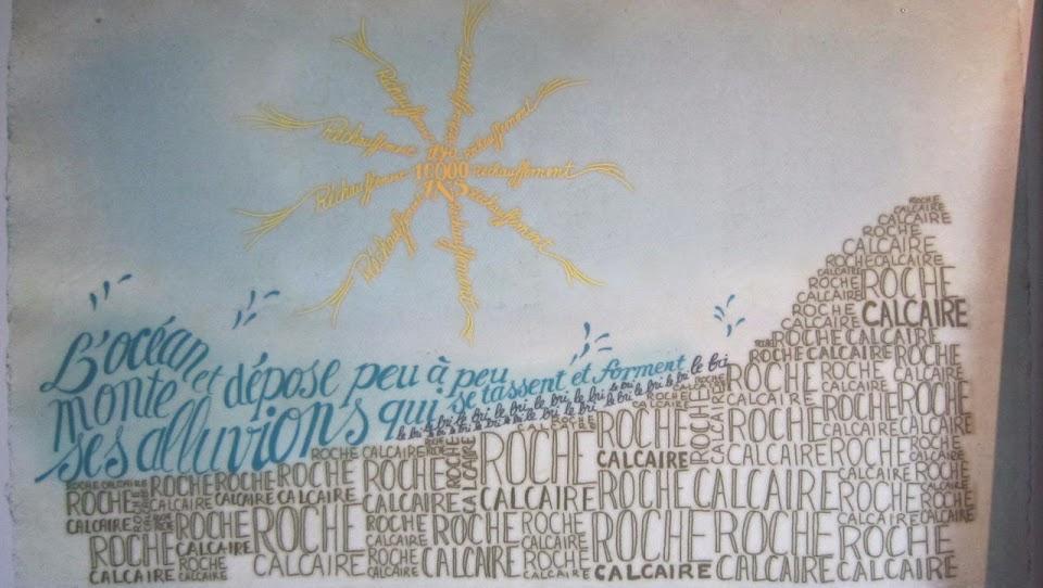 dessin marais poitevin gite le clos de la garenne 17700 puyravault