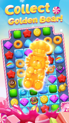 Code Triche Candy Charming - 2019 Match 3 Puzzle Free Games APK MOD screenshots 1