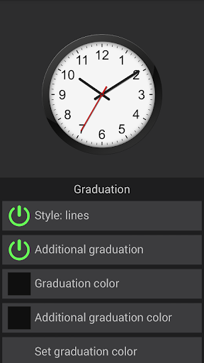 Clock 1.5 Screenshots 6