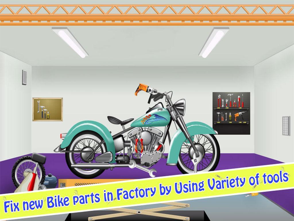 Sepeda Montir Perbaikan Pabrik Apl Android Di Google Play