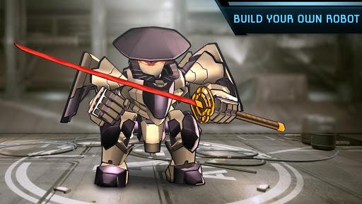 Megabot Battle Arena: Build Fighter Robot screenshots 2