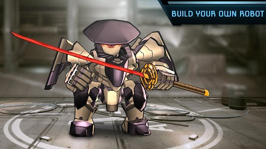Megabot Battle Arena: Build Fighter Robot Apk Download For Android and Iphone 2