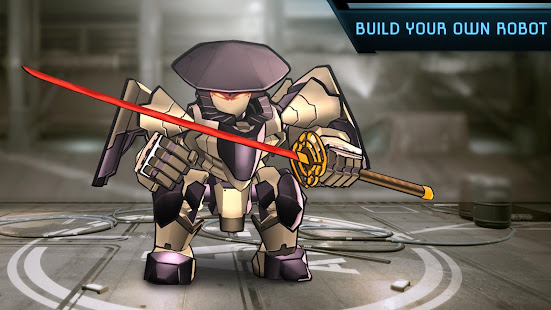 How to hack Megabot Battle Arena: Build Fighter Robot for android free