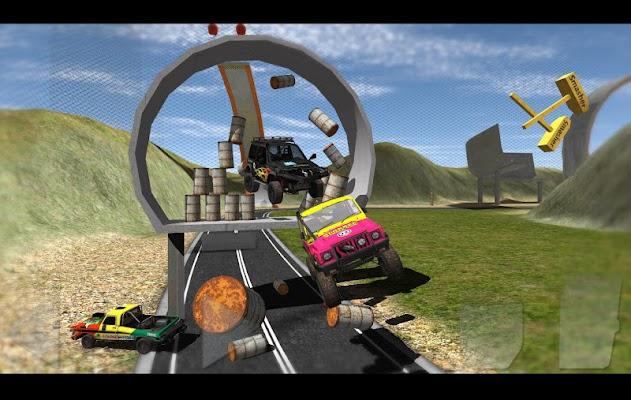 Extreme Car Crash Tricks - screenshot