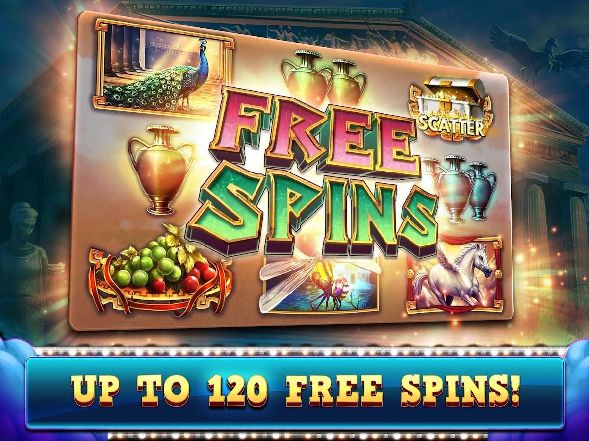 slot machine zeus free