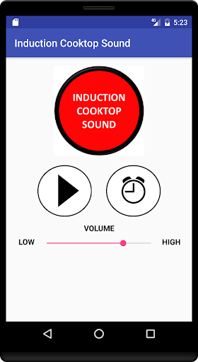 Induction Cooktop Sound ss2
