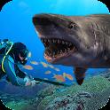 Bull Shark Simulator 3D icon