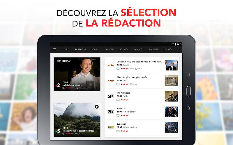 Programme TV par Télé Loisirs : Guide TV & Actu TV Screenshot 13