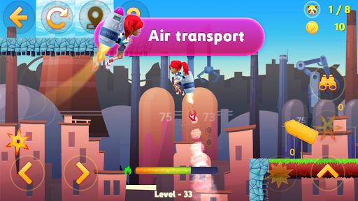 Tricky Liza: Adventure Platformer Game Offline 2D screenshots 6